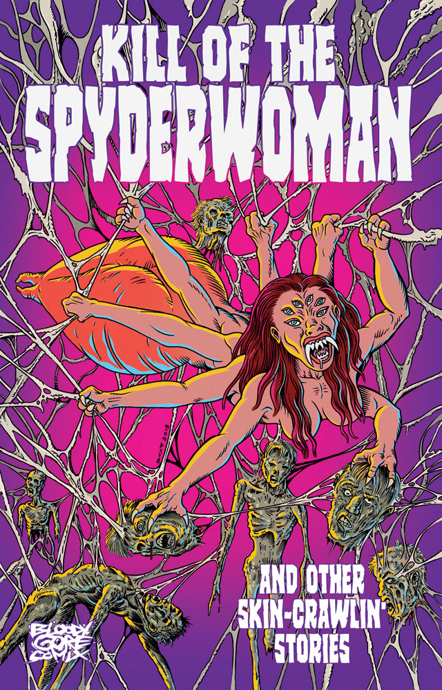 Kill of the Spyderwoman by SCAR