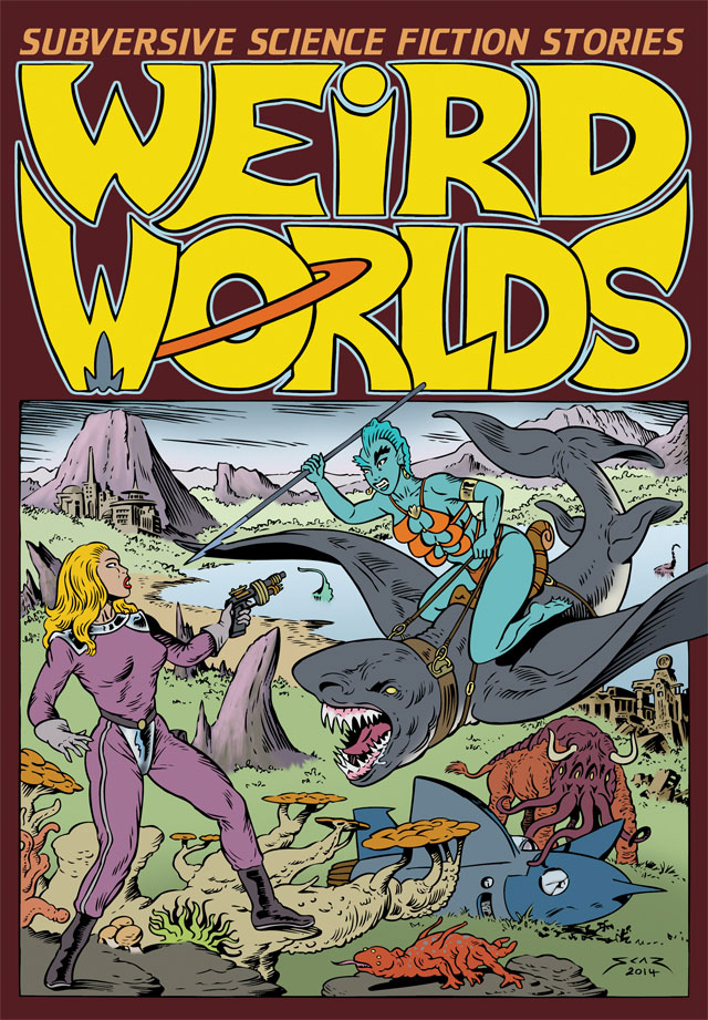 Weird Worlds by SCAR