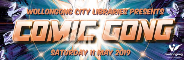 ComicGong 11th May 2019