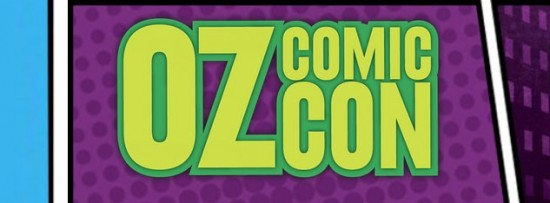Oz Comic-Con Melbourne 1-2 July 2017