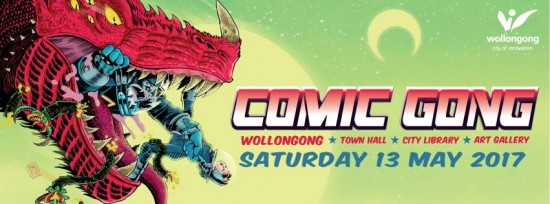 ComicGong 13th May 2017