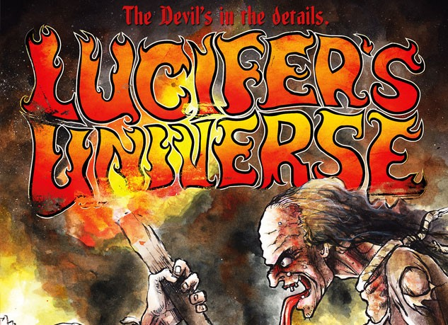 Lucifer's Universe by Mike Foxall