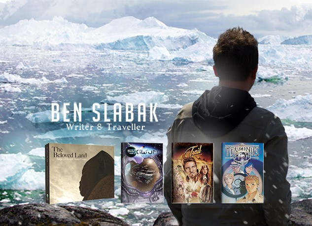 Trail, Exilium and more by Ben Slabak