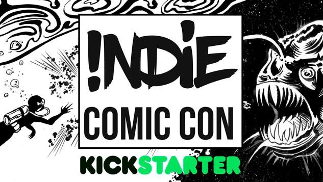 Indie Comic Con Kickstarter