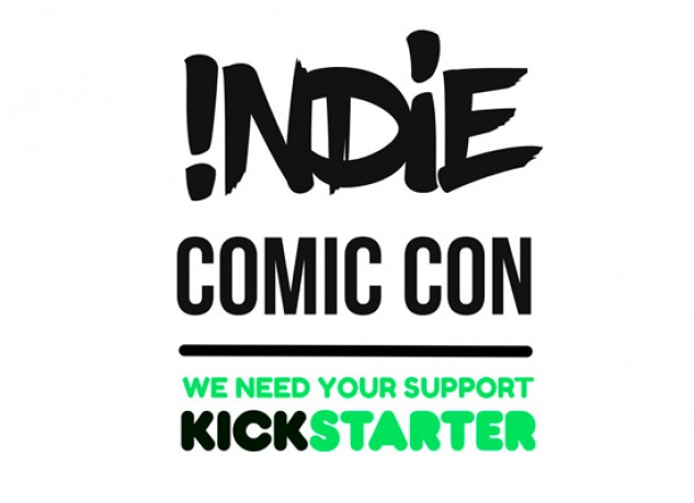 Promo Video for Indie Comic Con Kickstarter