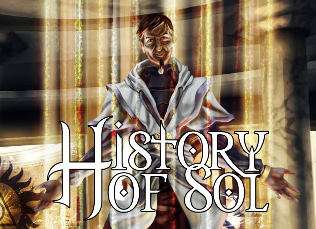 History of Sol by Steven Dutch and Chris Masterton