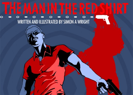 The Man In The Red Shirt by Simon Wright