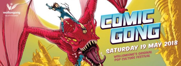 ComicGong 19th May 2018